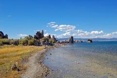 tufas озера mono Стоковое фото RF