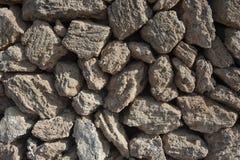 Tuff stones stock photos