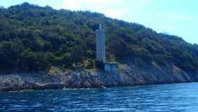 Tuffarsi la Croazia fotografie stock