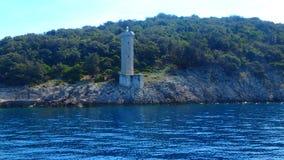 Tuffarsi la Croazia immagine stock libera da diritti