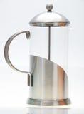 Tuffatore vuoto del caffè fotografie stock libere da diritti