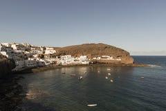 Tufia coast Stock Photo