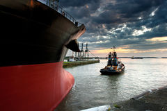 Tug boat Stock Photography