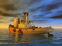 Tug Boat Immagini Stock