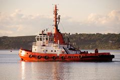 Free Tug Boat Royalty Free Stock Photography - 5473327