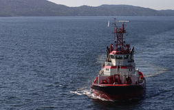 Tug boat Royalty Free Stock Images