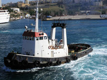 Free Tug Boat Royalty Free Stock Photography - 8826117