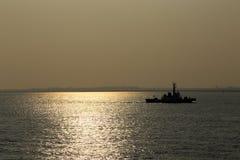 Tug Boat Lizenzfreie Stockfotografie