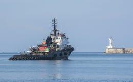 Tug boat Stock Photography