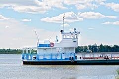 Tug Boat ferry Stock Photo