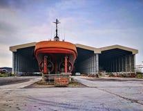 Tug boat at docked Royalty Free Stock Images