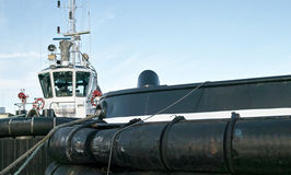 Tug boat Stock Images