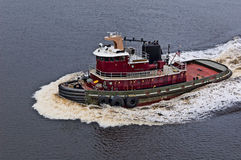 Tug boat Royalty Free Stock Photos