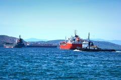 Tug boat Royalty Free Stock Image
