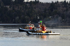 Tug Boats Stock Photography