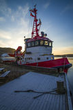 Tug frier Royalty Free Stock Images