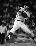 Tug McGraw. New York Mets star Tug McGraw. (Image taken from b&w negative stock photo
