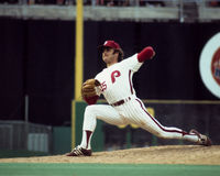 Tug McGraw Royalty Free Stock Photo