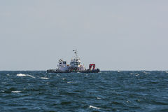 Tug Torsten. Dutch tug Torsten off the german coast, Baltic Sea. Torsten is built 2012 Stock Images