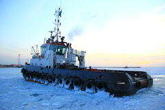 Tug Vessel Stock Photography