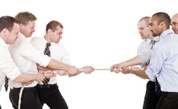 Tug-of-war Stock Photos