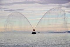 tugboat корабля Стоковое Изображение RF