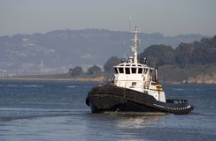 Tugboat 1 Royalty Free Stock Images