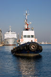 Tugboat Stock Photos