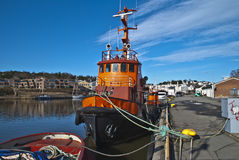 Tugboat. Stock Images