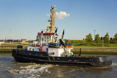 Tugboat Royalty Free Stock Photo