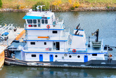 Tugboat στοκ εικόνες