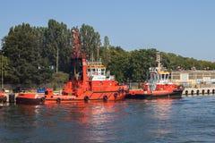 tugboat Lizenzfreies Stockfoto