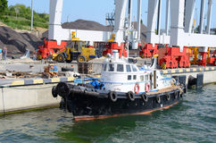 tugboat Fotografia Royalty Free