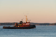 tugboat Stockbild