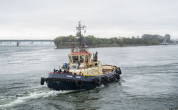 Tugboat Cartier Svitzer Στοκ Εικόνα