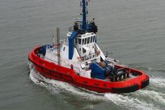 Tugboat do porto Fotografia de Stock Royalty Free