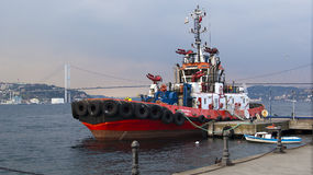 Tugboat Royalty Free Stock Images