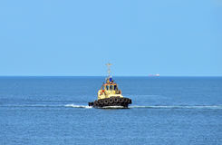 Tugboat Stock Photo