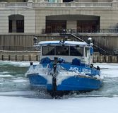 Tugboat Icebreaker Stock Photos