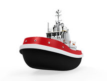 Tugboat Isolated Royalty Free Stock Photos