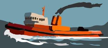 Tugboat. Stock Image