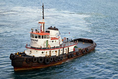 Tugboat Sofigne Obraz Stock