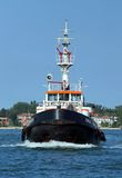 TUGBOAT  used to drive larg Stock Photography