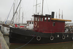 Tugboat velho Imagens de Stock Royalty Free