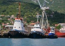 tugboats Стоковые Изображения RF