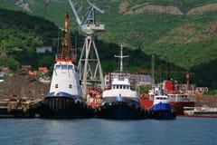 tugboats Στοκ φωτογραφία με δικαίωμα ελεύθερης χρήσης