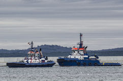 tugboats Obrazy Stock