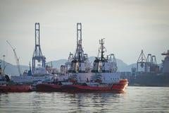 tugboats zdjęcia stock