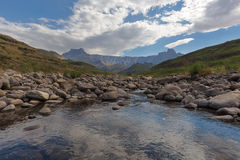The Tugela River Stock Photography