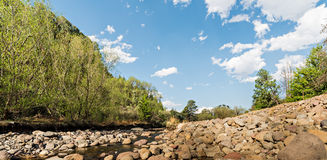Tugela rzeka Fotografia Royalty Free